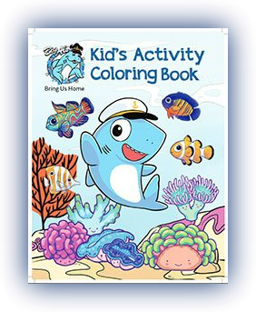 Big Al's Pets Kids Coloring Book 2017
