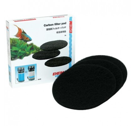 Eheim Carbon Filter Pads for 2215 Canister Filter - 3 pk