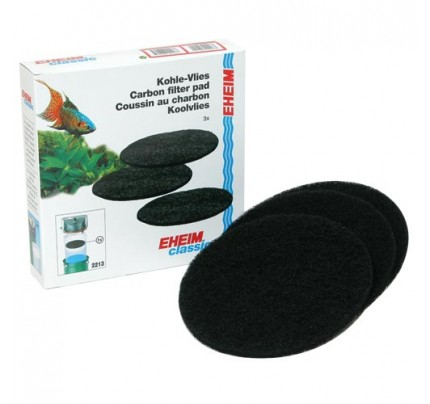 Eheim Carbon Filter Pads for 2213 Canister Filter - 3 pk