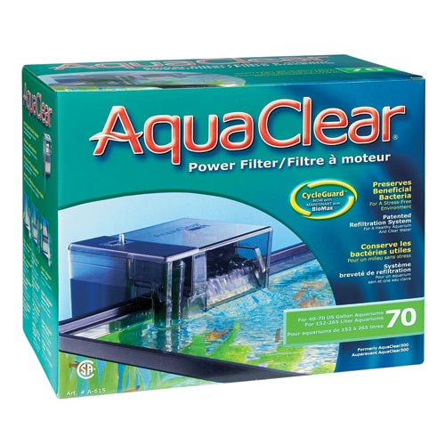 Aquaclear Power Filter - 70