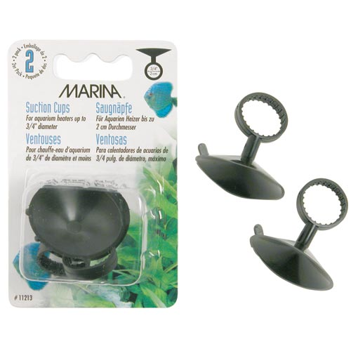 Suction Cups for Heaters (up to 3/4