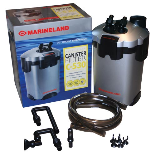 Multi-Stage Canister Filter - C-530