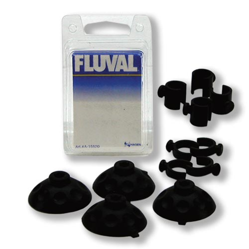Suction Cups - 12 mm/14 mm - 4 pk